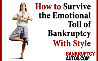 How To Survive The Emotional Toll Of Bankruptcy With Style